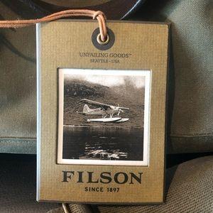 Filson Bags - Filson 24-hr Tin Brief Case (Otter Green)